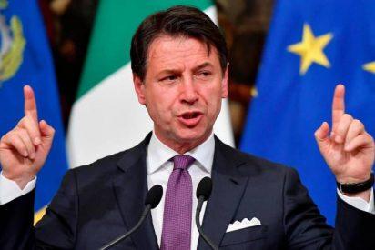 """Italia: el primer ministro declara por la tardanza en decretar la """"zona roja"""" por el COVID-19"""