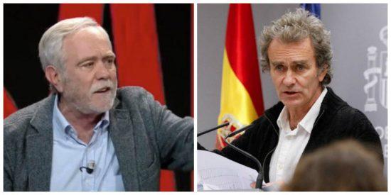 Antonio Pérez Henares sospecha de que el Gobierno de Sánchez no toma más medidas contra el coronavirus para no perjudicar al 8-M