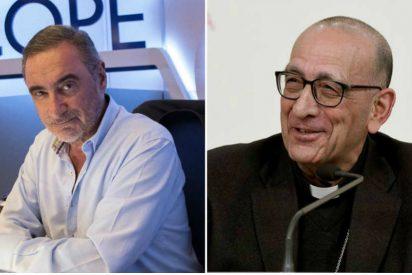 El catalanista Omella ya le ha puesto la cruz a Carlos Herrera y se apresta a silenciar la COPE