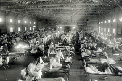 El método contra la 'gripe española' que funcionó hace un siglo y hoy es clave contra la 'peste china'