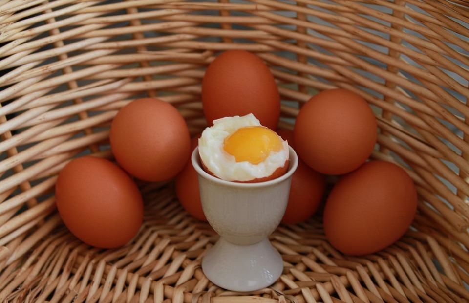 Dieta: cómo adelgazar 10 kilos en dos semanas a base de huevos duros