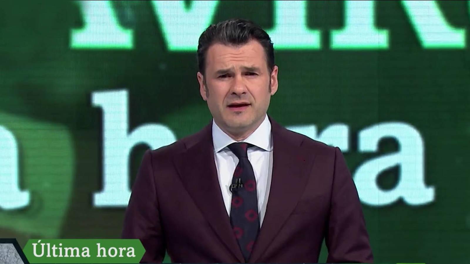 El autozasca de Iñaki López: en un mes pasa de criticar la histeria por el coronavirus a contagiarse de la misma