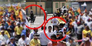 Diosdado Cabello, sospechoso de instigar el intento de asesinato contra Juan Guaidó