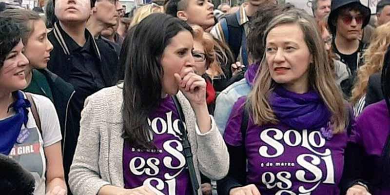 La prepotencia se paga cara: Irene Montero vuelve a recaer del coronavirus