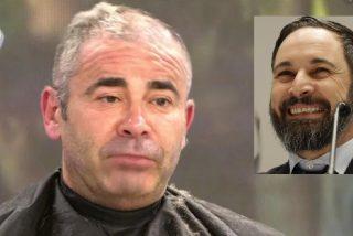 Jorge Javier Vázquez pide perdón a VOX por mentir sobre Abascal en 'Sálvame'