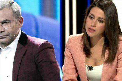 Jorge Javier Vázquez pierde el 'oremus' y ataca histérico a Inés Arrimadas: