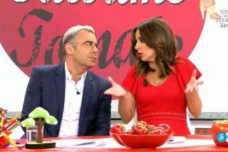 Carmen Alcayde deja en ridículo a Jorge Javier Vázquez con un zasca épico en el estreno de 'Sálvame Tomate'