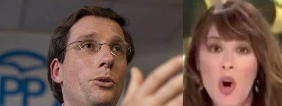 Cuando el alcalde Martínez-Almeida se hartó de darle sopapos en LaSexta a la progre Mamen Mendizabal