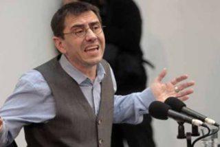 Monedero reclama a la Policía que detenga a quienes le amenazan en Twitter