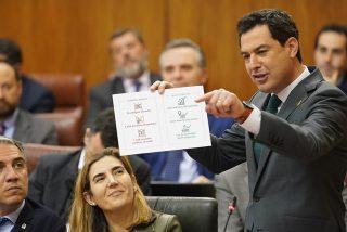 Moreno exige a Sánchez que no haga el ridículo con la PAC