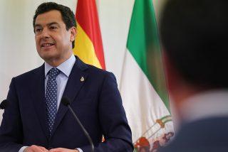 Juanma Moreno insta a Sánchez a tomar medidas conjuntas contra el coronavirus