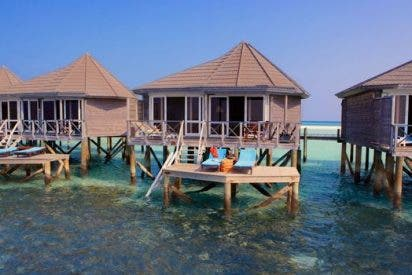 Los turistas de un lujoso resort en Maldivas, aislados por coronavirus