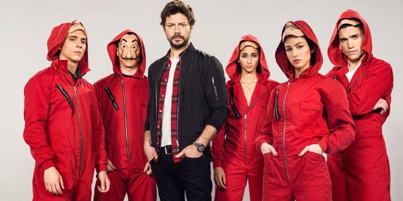 Netflix se prepara para lanzar la cuarta temporada de 'La Casa de Papel' con un impactante avance
