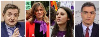 """Losantos flagela a Sánchez con la maldición de 'Francokammon': """"Ya han caído Irene y Begoña, pero habrá más"""""""