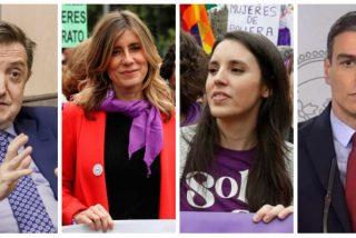 Losantos flagela a Sánchez con la maldición de 'Francokammon':