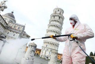 Coronavirus: Italia registra una cifra récord de muertes por 'peste china' en un solo día