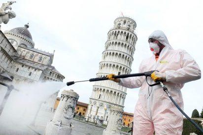 Coronavirus: Italia registra una cifra récord de muertes en un solo día