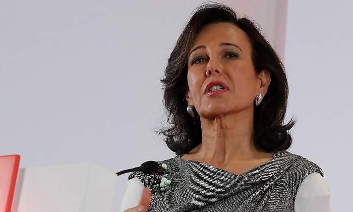 El Banco Santander revisará el dividendo y Ana Botín se reduce el sueldo un 50%