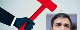 Pedro Sánchez se sube el sueldo y aumenta el gasto mientras deja irse a la ruina a millones de españoles