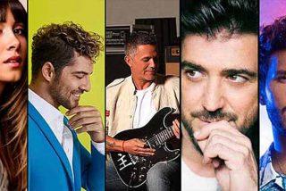 Megaconcierto virtual contra el coronavirus: lo mejor de la música y el fútbol español se unen en  'LaLiga Santander Fest'