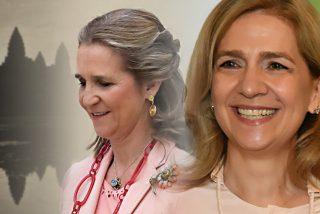 Jaime Peñafiel sacude a la 'cruel' Letizia, enmerdando con Elena, Cristina y sus hijos