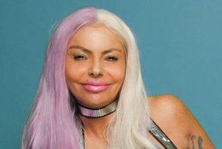 Leticia Sabater está feliz como una perdiz tras su operación de abdominales para parecerse a Madonna