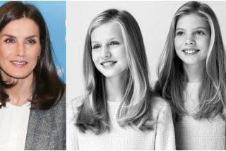 La admirable decisión de la Reina Letizia tras conocer el caso de coronavirus que 'ronda' a sus hijas