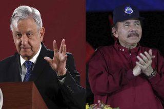 Virus socialista: López Obrador y Daniel Ortega copian a Sánchez con sendas aglomeraciones en medio del coronavirus