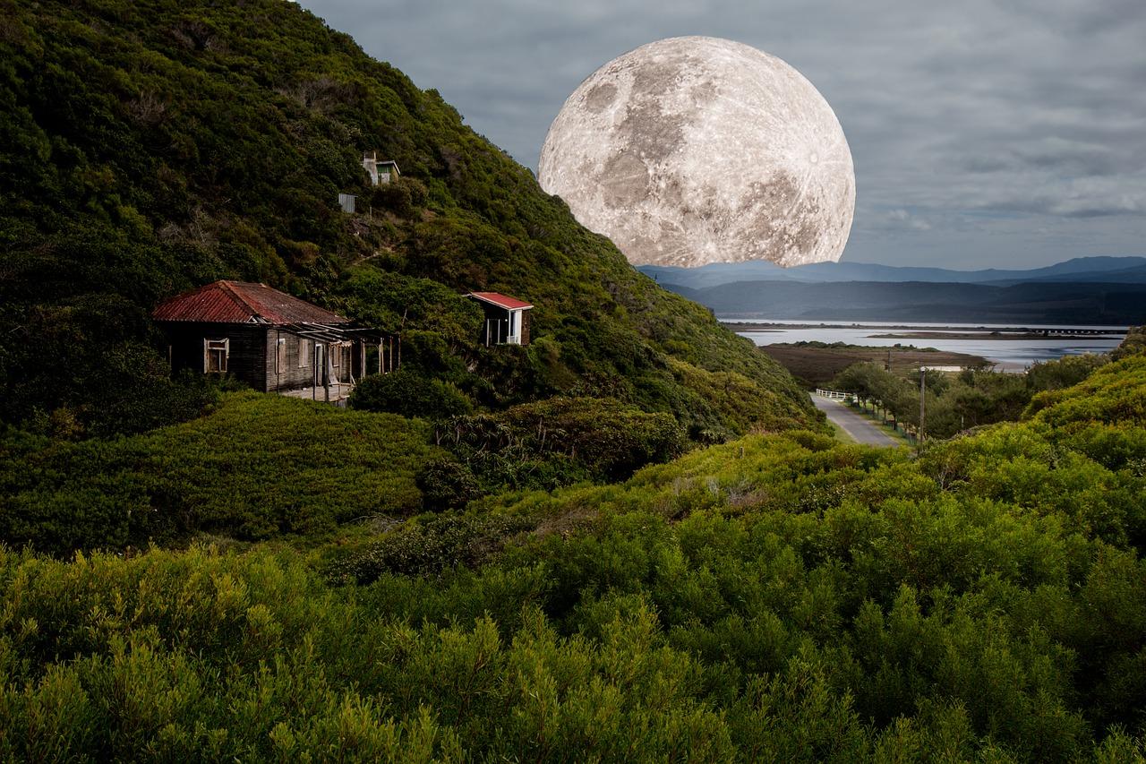 Las lunas podrán 'marcar' la presencia de planetas como la Tierra en otros sistemas