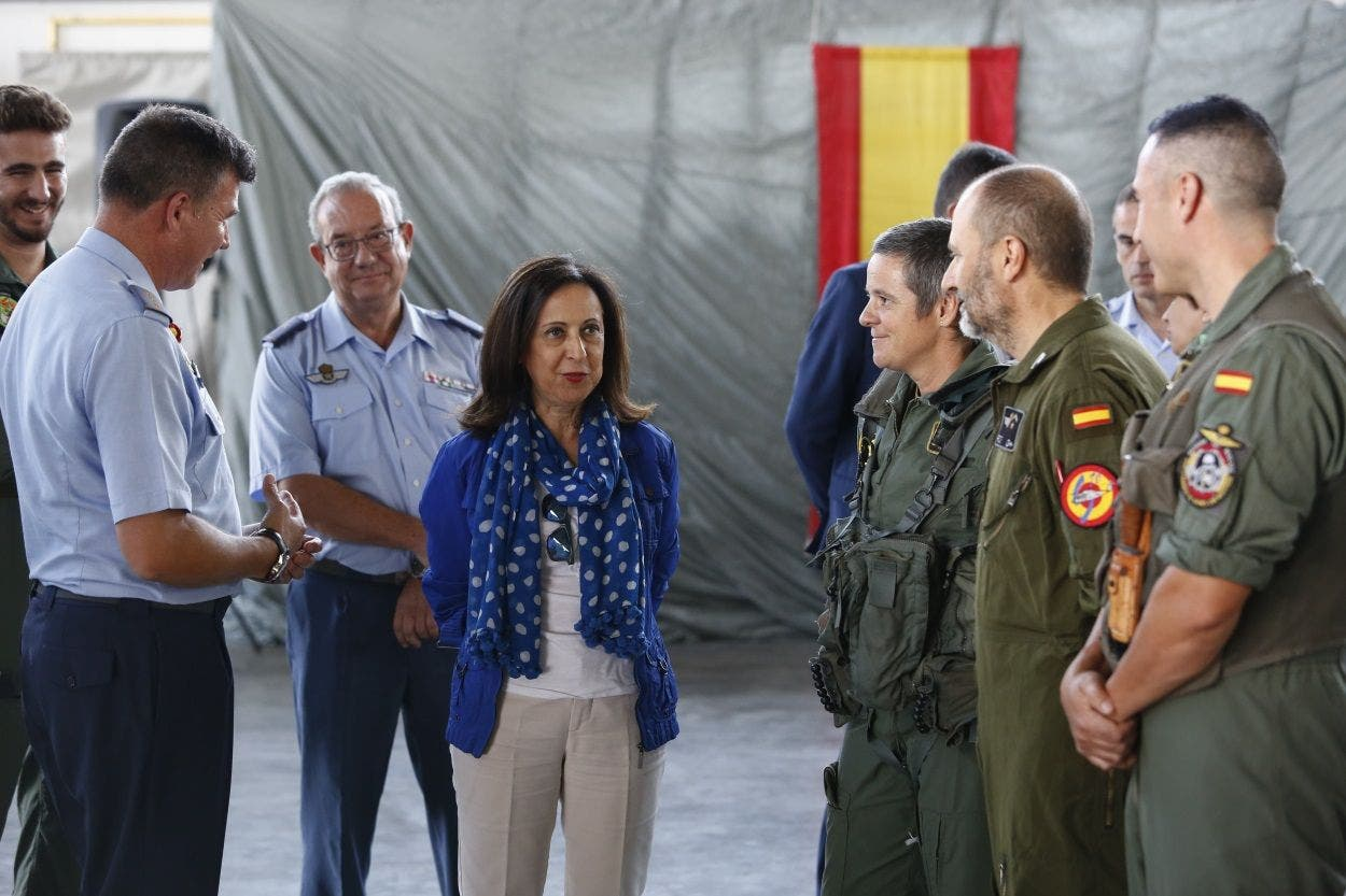 El Ejército registra sus primeros casos de coronavirus dentro y fuera de España