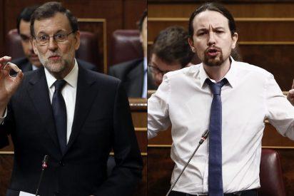 Las críticas de Pablo Iglesias a Rajoy por el ébola le explotan ahora en la cara por la crisis del coronavirus