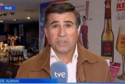 Cachondeo por el nombre del periodista que TVE escogió para informar sobre la cuarentena