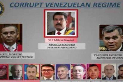 Donald Trump estudia una intervención militar para poner fin definitivo a la narcodictadura de Nicolás Maduro