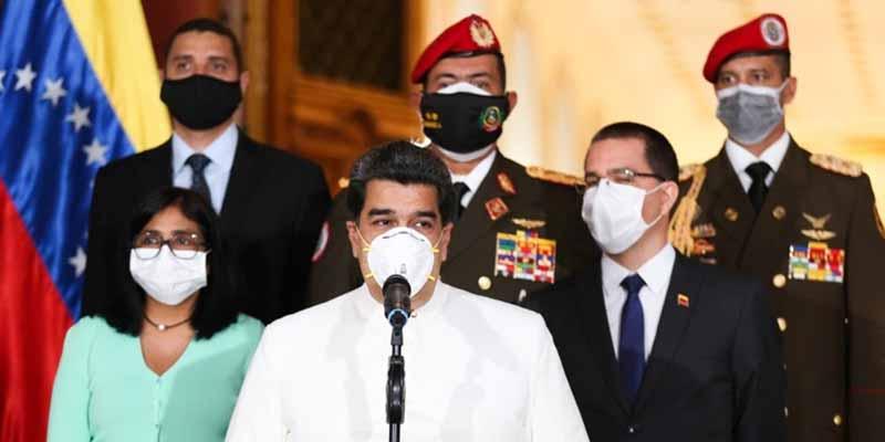 """El extraño """"triunfo"""" de Nicolás Maduro sobre el coronavirus"""