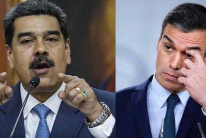 Coronavirus: el leviatán chino que afianza en el poder a Pedro Sánchez y a Nicolás Maduro