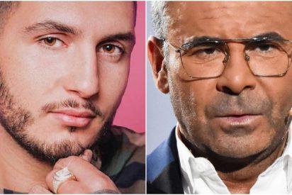 Omar Montes descoloca a 'Sálvame' y trolea en directo a Jorge Javier con una broma épica