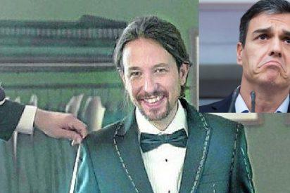 """Pablo Iglesias: """"Queridos amigos de las cloacas, estamos en el Gobierno [y nos lo vamos a llevar crudo]"""""""
