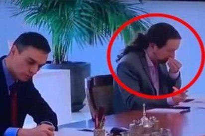 Losantos desvela la bronca monumental del 'machirulo rojo' con Sánchez por el menosprecio a su marquesa
