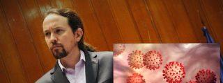 Eduardo Inda afirma que da asco ver a un 'infecto' como Pablo Iglesias intentando sacar rédito político de esta crisis