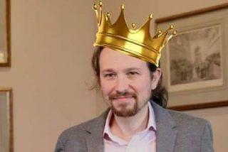 ¿Sabías que tendremos de presidente a Pablo Iglesias, al que da asco la palabra España, si se contagia Pedro Sánchez?
