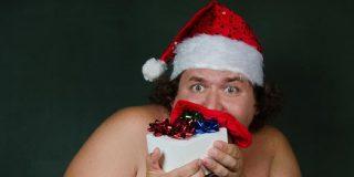 Chiste: el del varón, la edad y Papa Noel