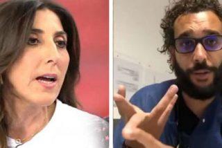 Paz Padilla, en el punto de mira de Vasile por apoyar al médico que destrozó 'Sálvame' y por hacer promoción de Antena3