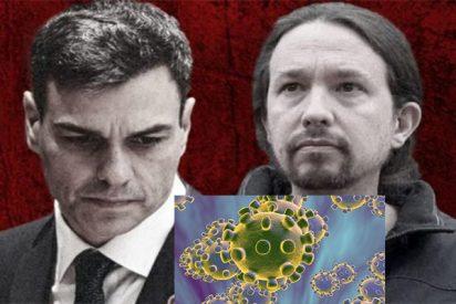 Pedro Sánchez sopesó cesar al 'infeccioso' Pablo Iglesias y se cagó cuando llegó el momento