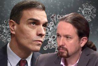 El incompetente Gobierno socialcomunista se jactaba el 24 de febrero de tener 'mecanismos suficientes' para frenar el coronavirus