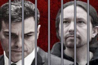 Anticorrupción tiene material para emplumar a los 'delincuentes' Sánchez e Iglesias
