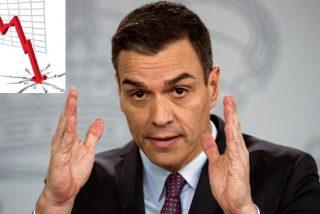 """Banco de España: """"La actividad económica se desplomó un 34% en la segunda quincena de marzo"""""""
