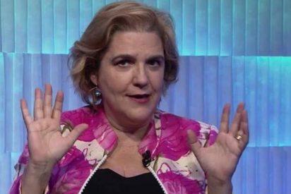 Pilar Rahola se pone histérica en TV3:
