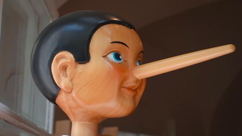 Valores: La mentira