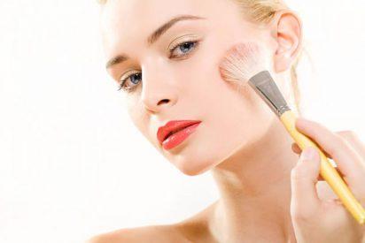 maquillaje translúcido - polvos