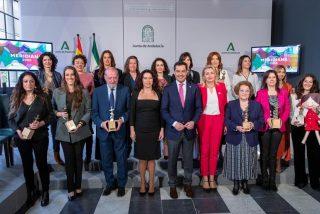 Juanma Moreno se compromete contra la desigualdad en Andalucía